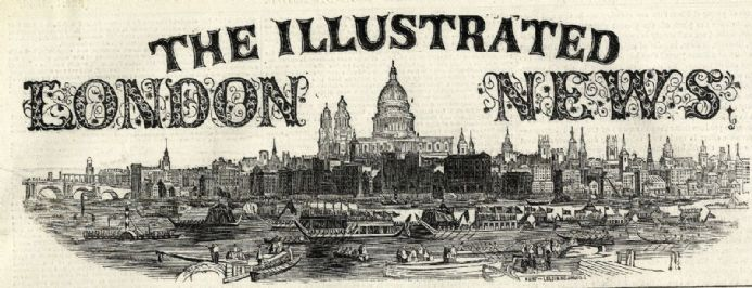 London THE TIMES NEWSPAPER OFFICE 1870 Original Victorian Print 1878